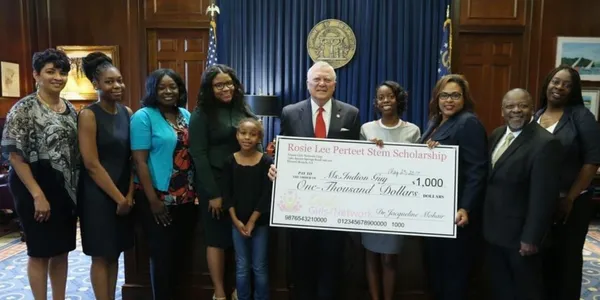 Rosie Lee Perteet Stem Scholarship