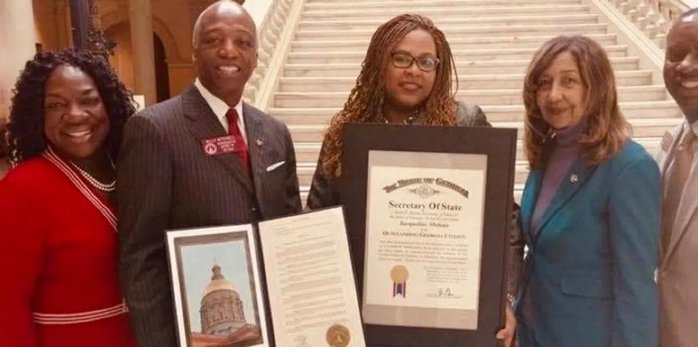 The State of Georgia Honors