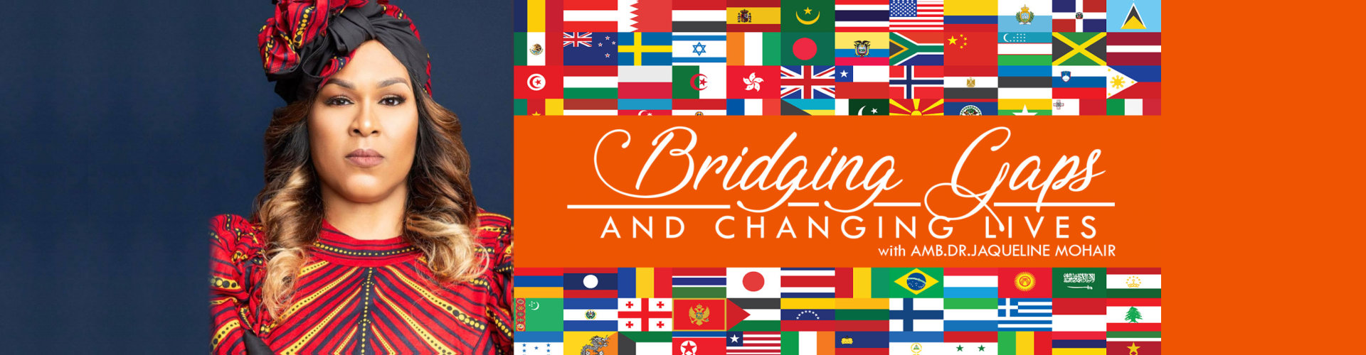 bridging gaps and changing live with dr jacqueline